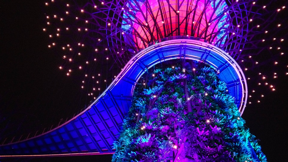 Want To Visit An Alien Planet? Try Singapore!