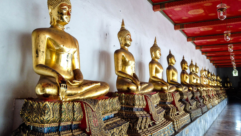 A Visit To The Famous City Of Bangkok
